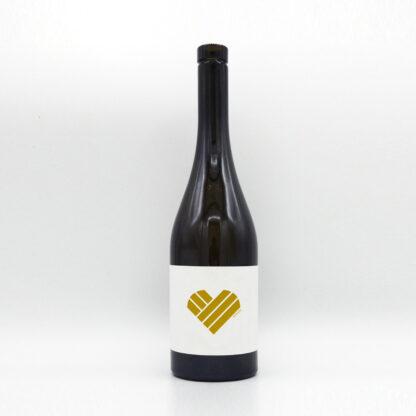Ampolla de vi Blanc ecològic celler la Placeta DO Montsant