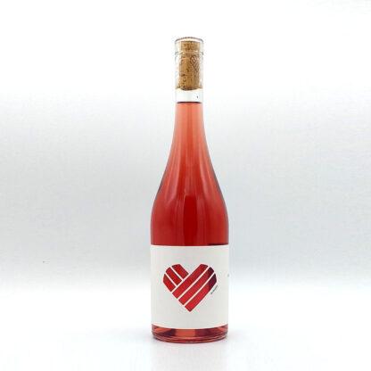 Ampolla de vi Rosat ecològic la Placeta 2020